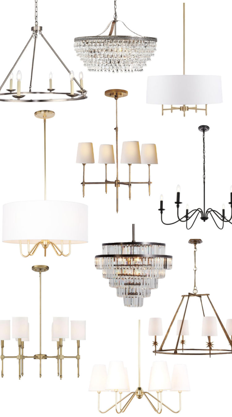 Dining Room Chandeliers My Ten Favorites