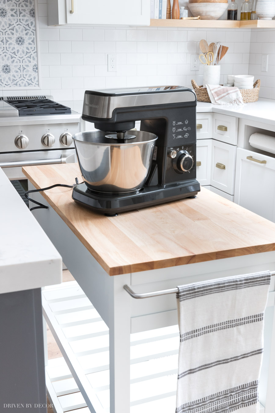 A stand mixer that I like just as much as a KitchenAid but is so much cheaper!