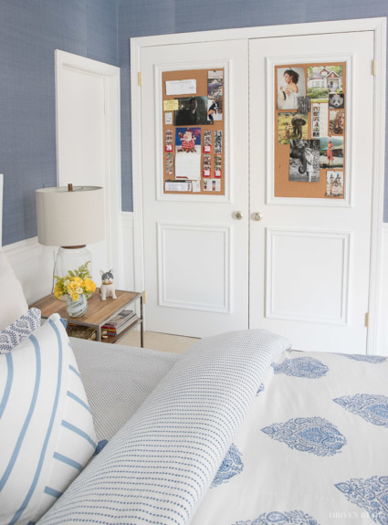 Closet Door Ideas: 3 Unique Ways to Dress Up Bedroom Closet Doors!