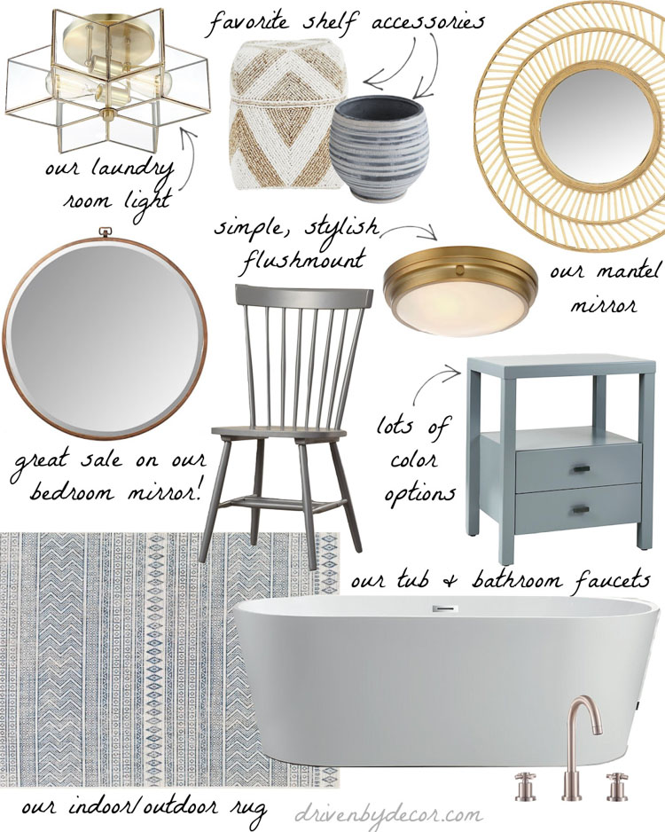 Wayfair's Way Day - Favorite sales on things I have and love!