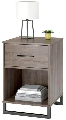An inexpensive nightstand that doesn't look cheap!