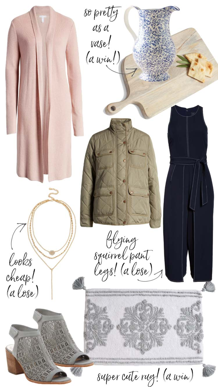 Favorites and losers from the Nordstrom Anniversary Sale!