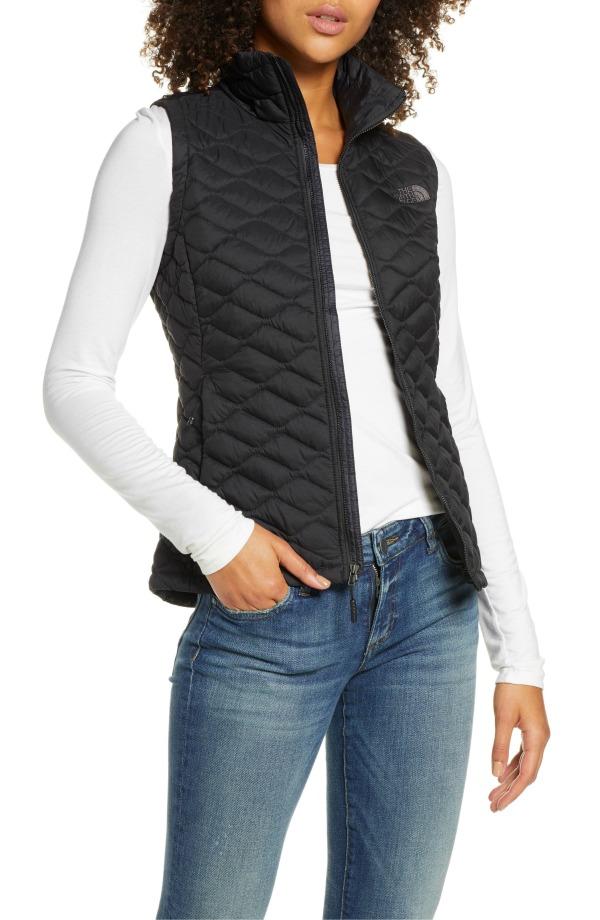 North Face vest that's on big sale!