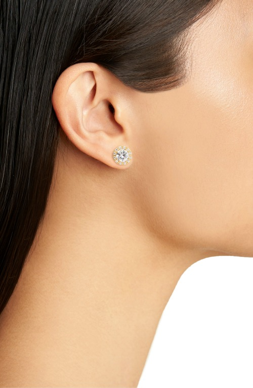 Gorgeous Pavé stud earrings on sale!