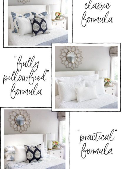 How to Arrange Pillows on a Queen Bed: Five Simple Formulas That Work!