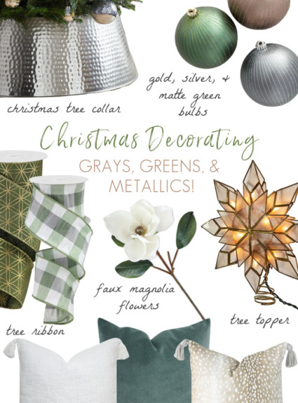 A Peek At My Holiday Decorating Plans!