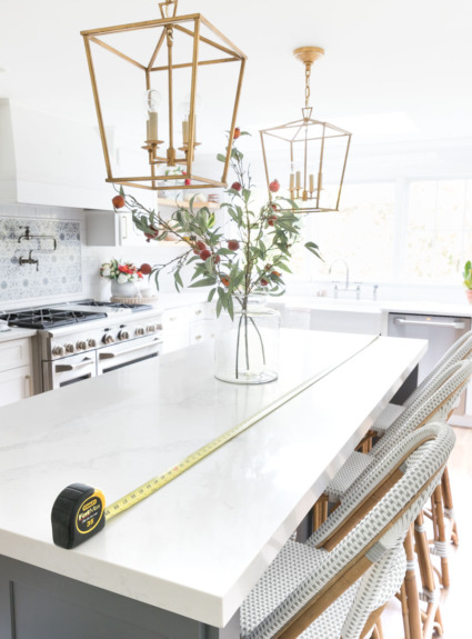Height & Spacing of Pendant Lights Over a Kitchen Island: My Must-Have Tips!