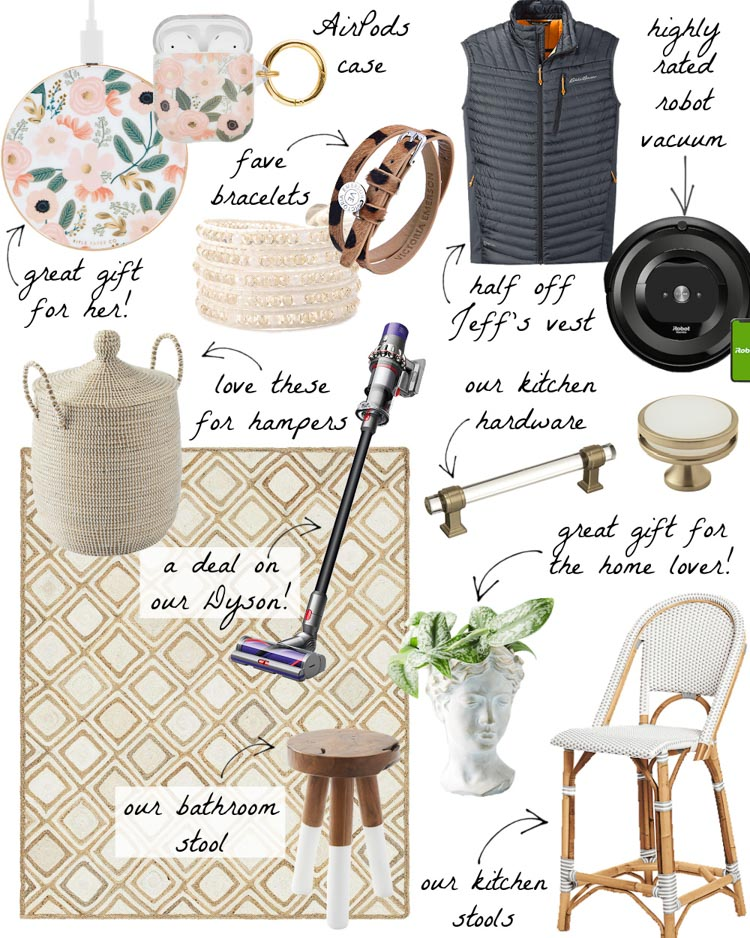 My ten favorite Black Friday deals for home and gifting!