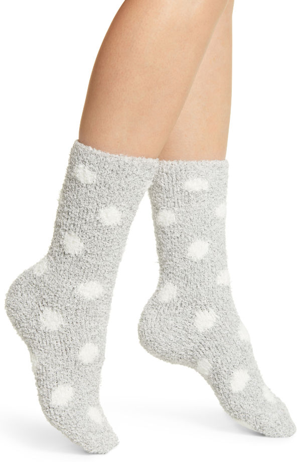 The perfect stocking stuffer - highly rated cozy butter socks! Add them to your Christmas wish list!