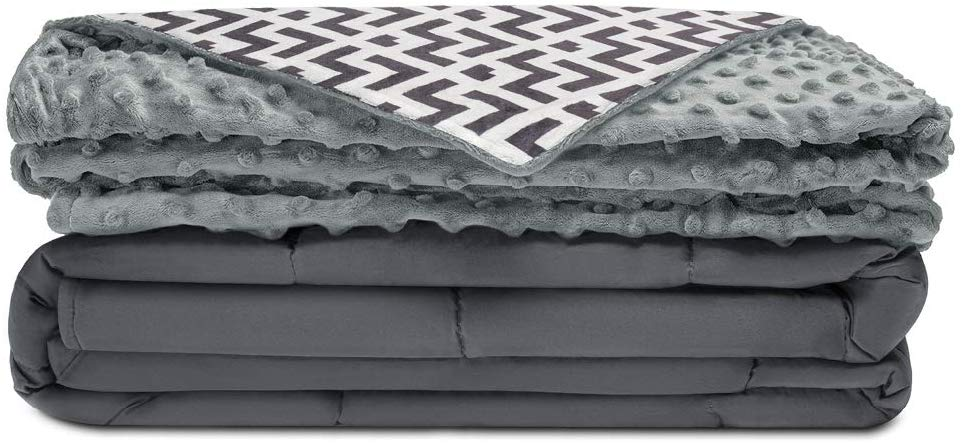This is the most highly rated weighted blanket out there! Adding to my Christmas wish list!