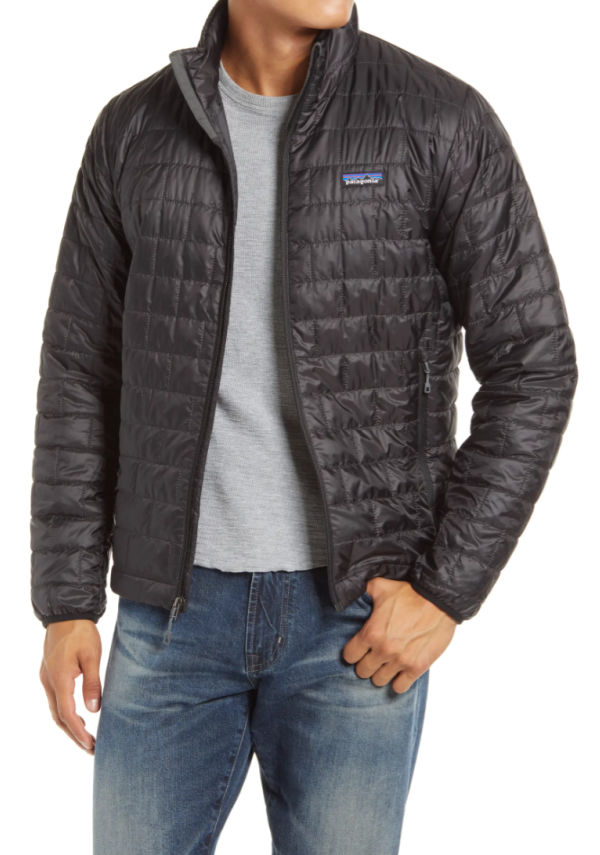 Adding this to his Christmas wish list - a great all seasons jacket!