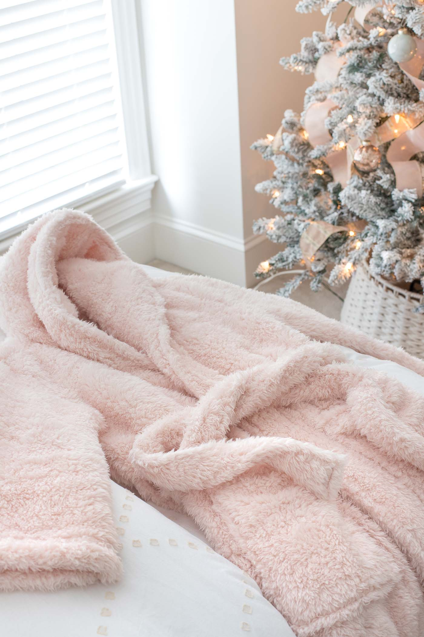 Super cozy robe at a great price - perfect gift for teen girls!