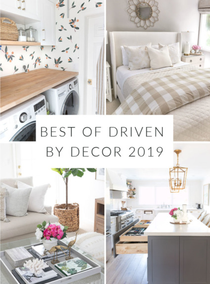 Best of Driven by Decor 2019