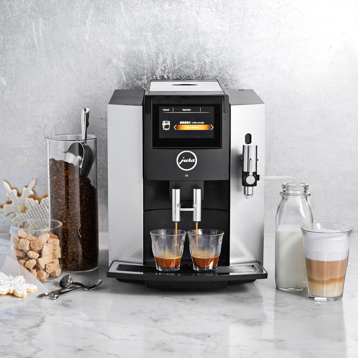 High-end espresso and coffee machines are trending in 2020!