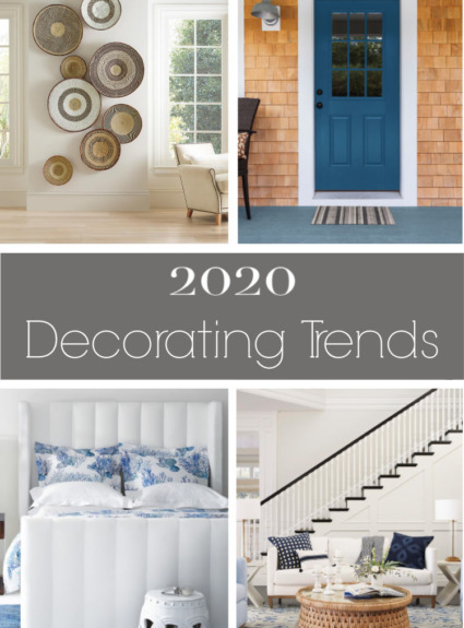 Six Home Decor Trends to Watch in 2020