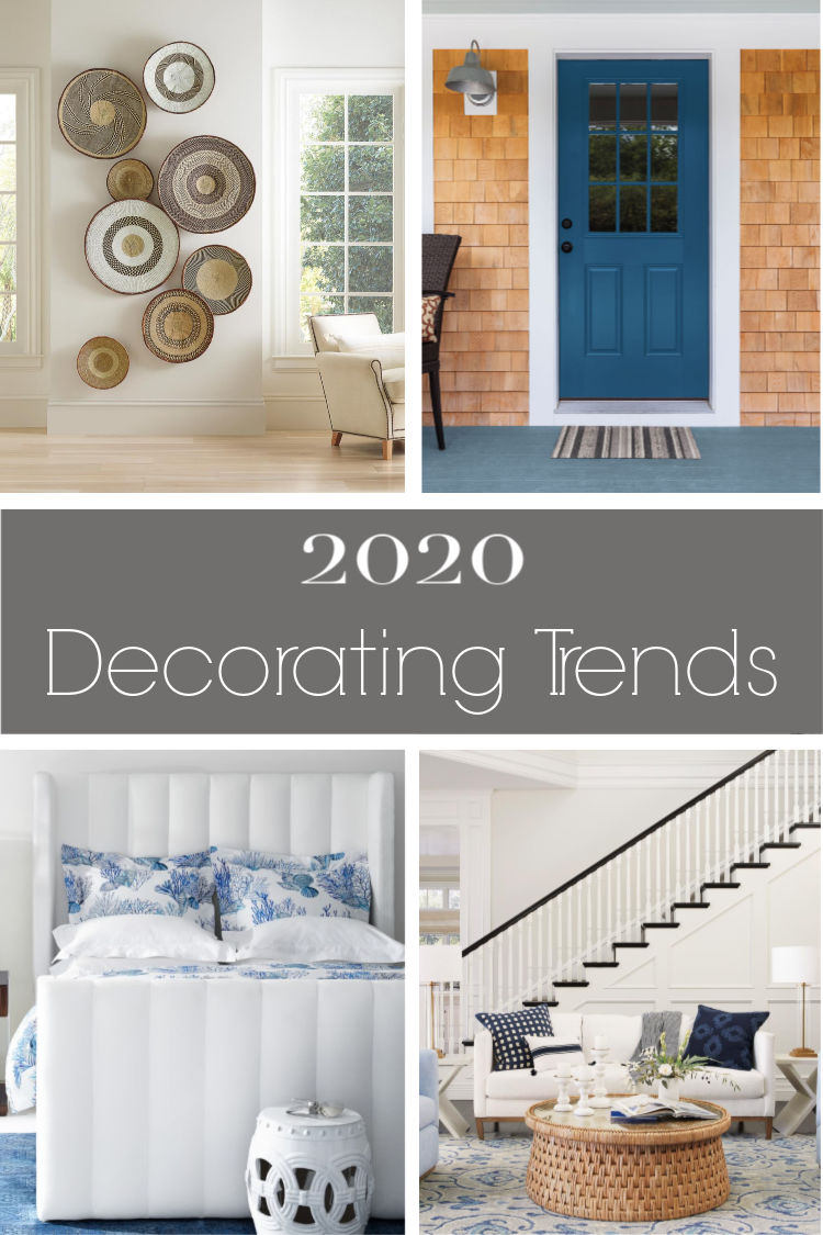 Six Home Decor Trends to Watch in 12  Driven by Decor