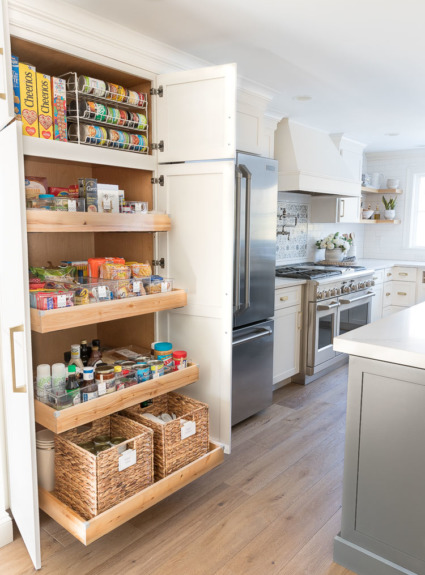 Pantry Organization Ideas: My Six Favorites!