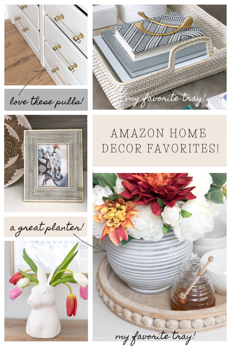Loving all of these Amazon home decor finds - so many great things!!!
