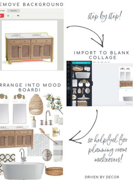Interior Design Mood Boards in 3 Simple Steps!