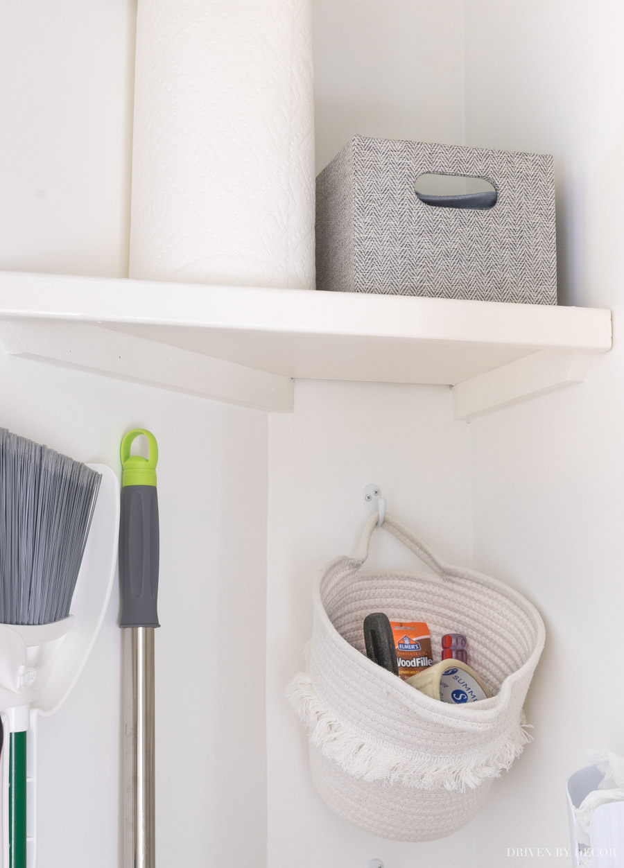 These are the cutest storage bins and baskets for getting organized!