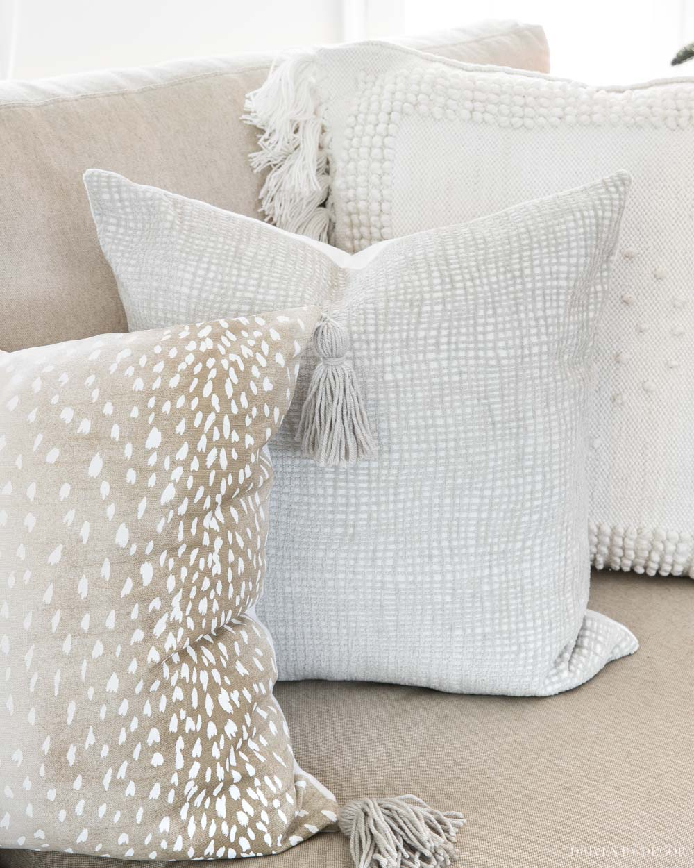 Love these pillows from Etsy!