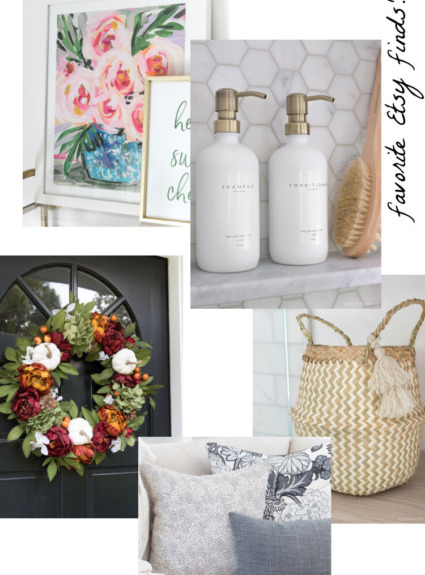 20 Fabulous Home Decor Finds to Score on Etsy!