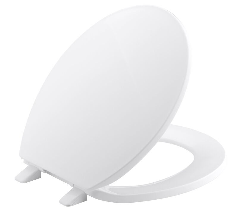Quick release toilet seat at half off!