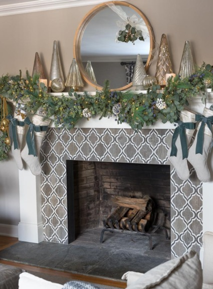 Our Christmas Home 2020
