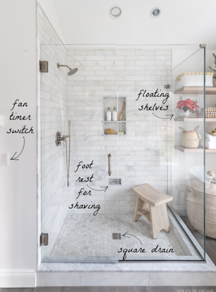 Master Bathroom Ideas: My 10 Favorites!