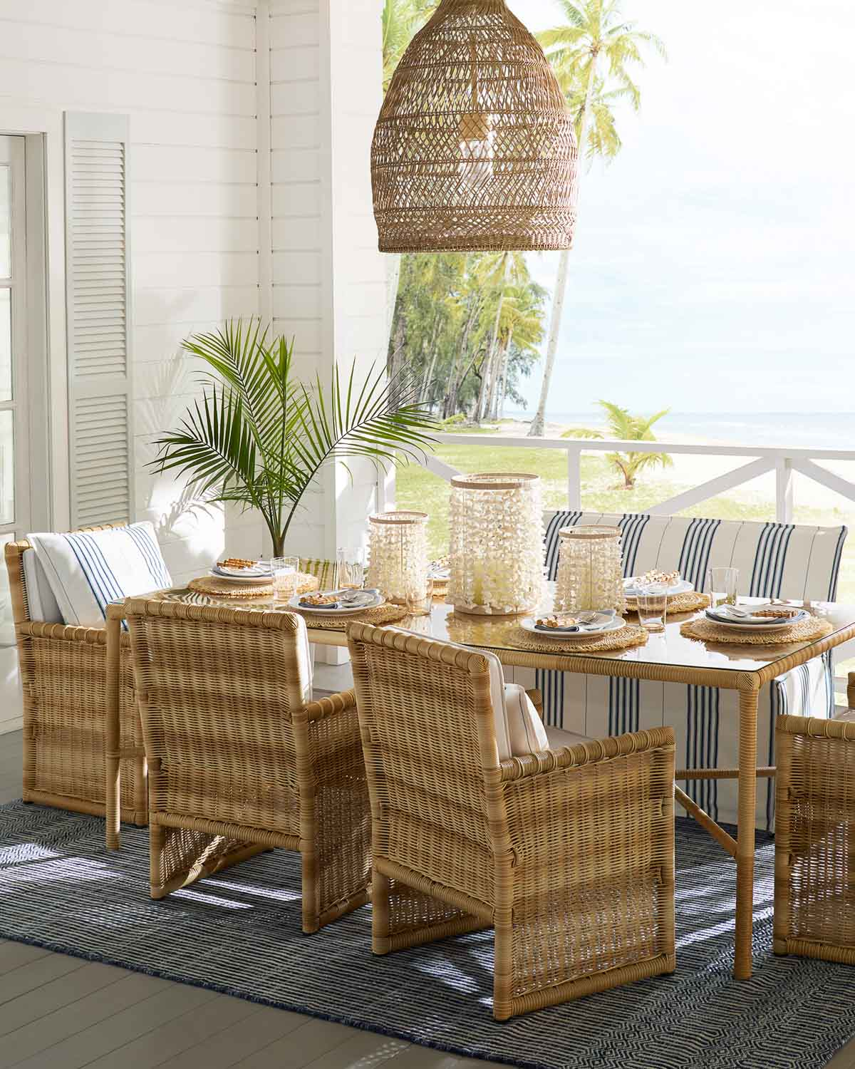 More outdoor entertaining will be trending in 2021!