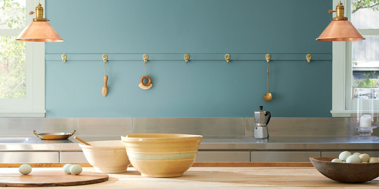 Benjamin Moore's 2021 Color of the Year!