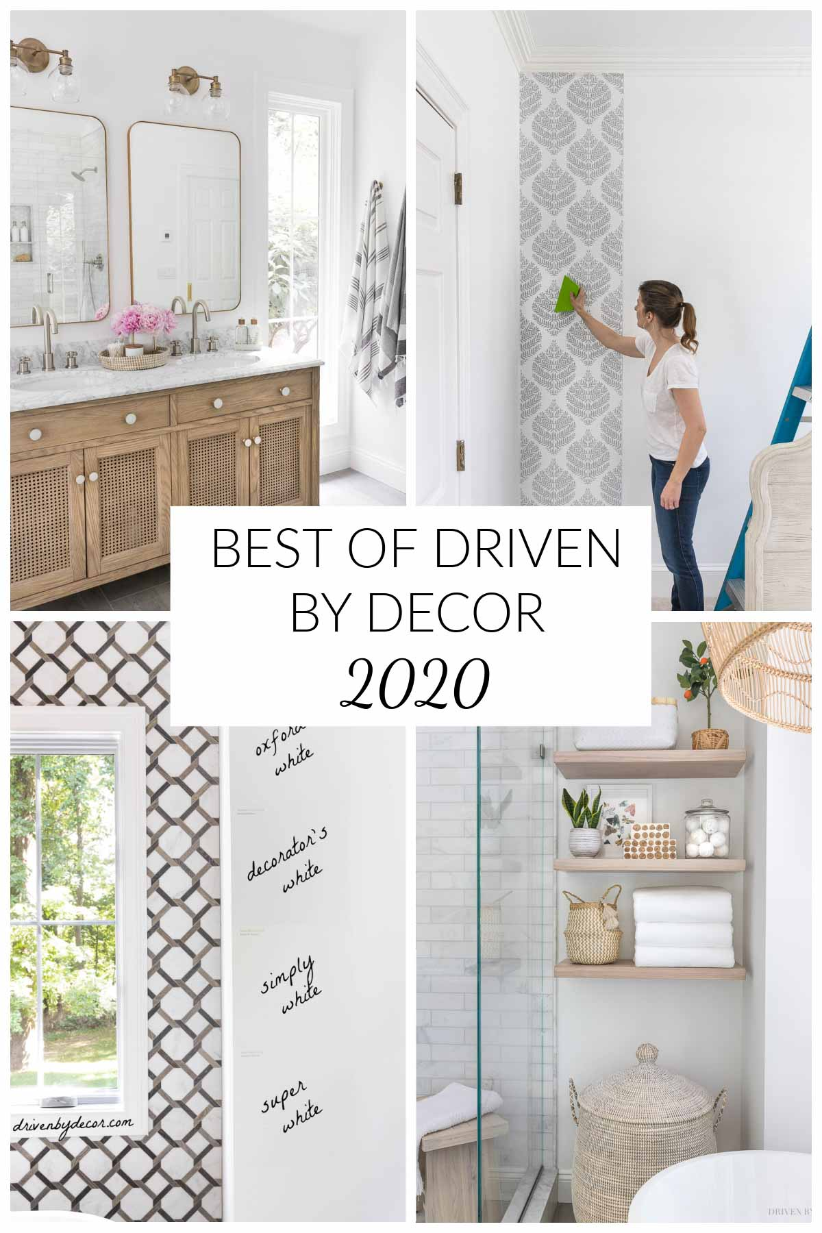 Best of Driven by Decor - 2020!