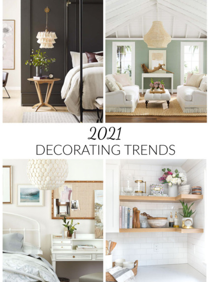 Six Home Decor Trends to Watch For in 2021!