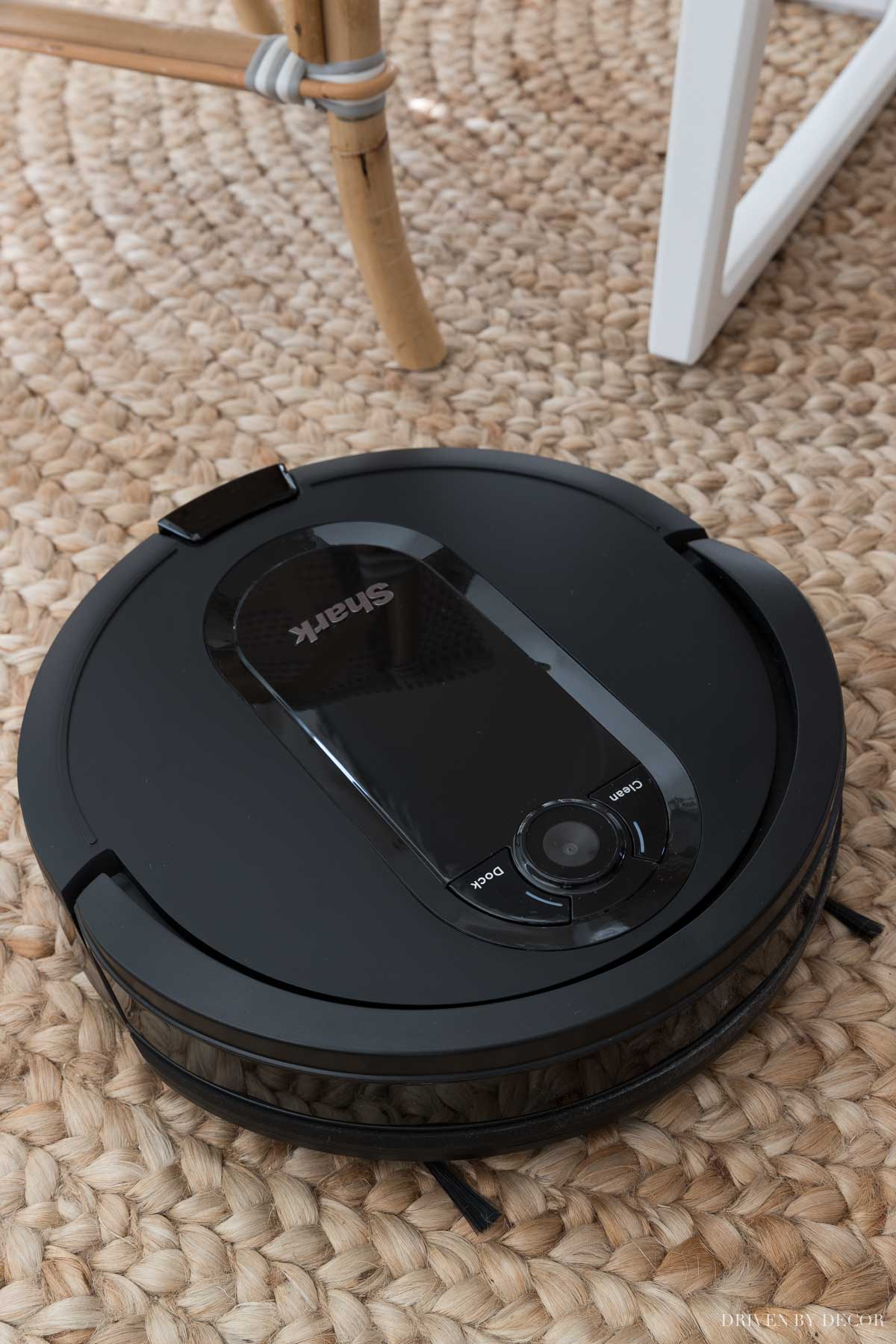 This robot vacuum is a favorite for keeping our house clean between deep cleanings! Definitely a favorite Amazon gadget!