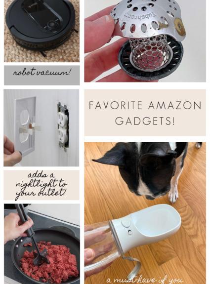My 12 Favorite Amazon Gadgets!