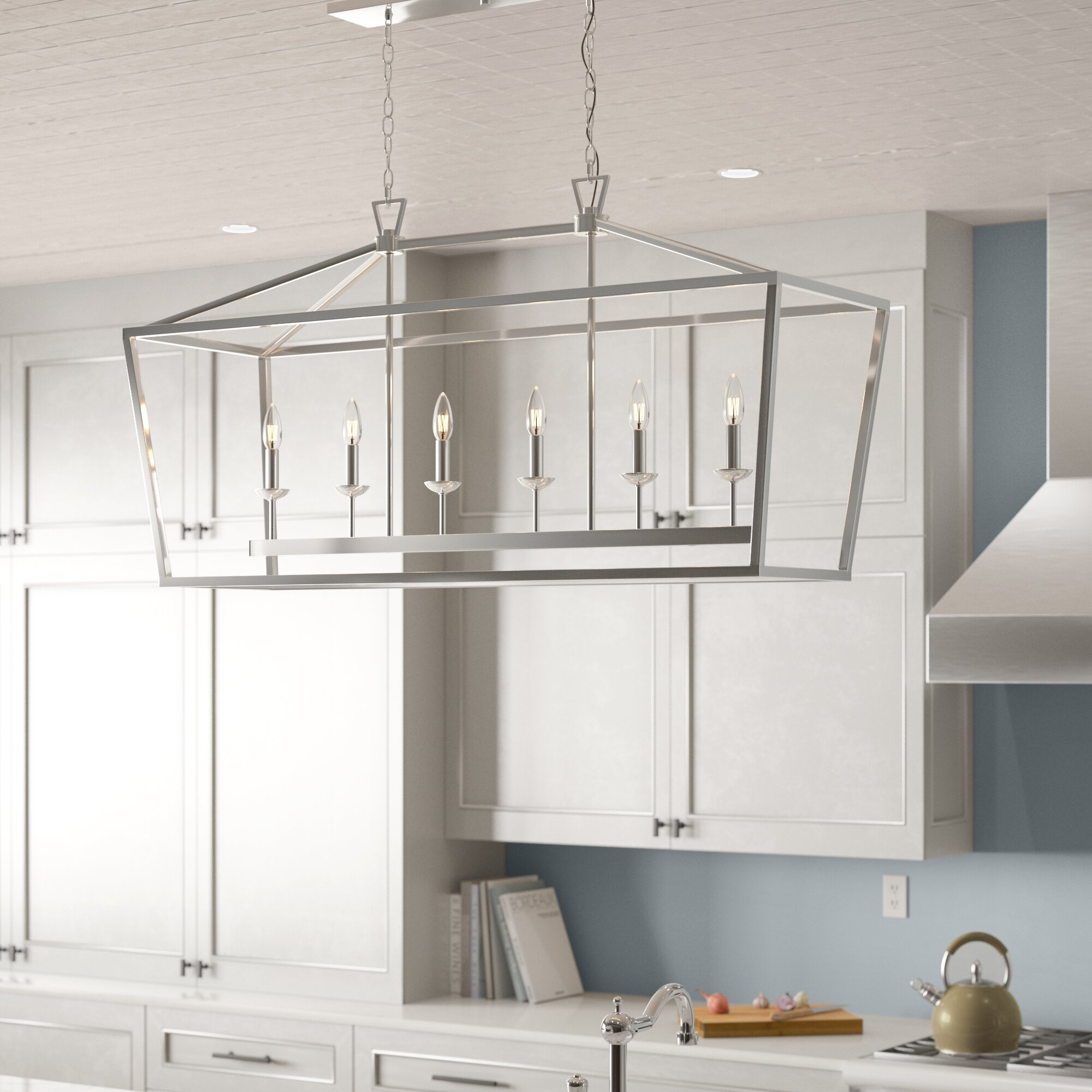 Linear lantern pendant that's an amazing price on Flash Deal!