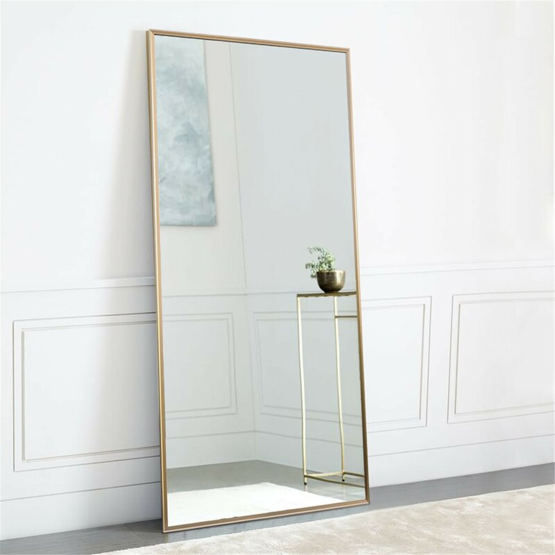 A full length mirror on big sale for Way Day! Lots of finish options!