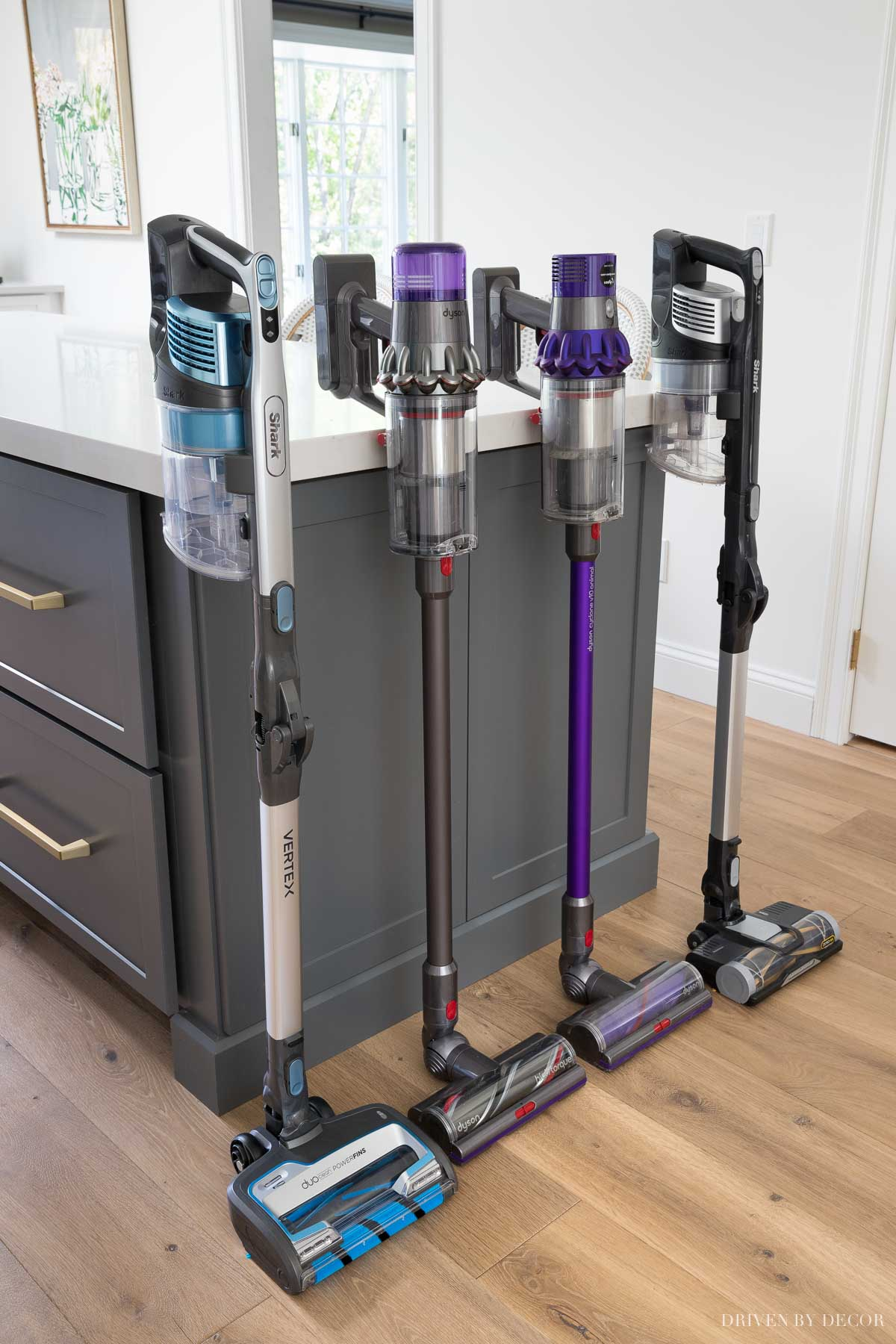 Shark vs Dyson cordless vacuums - how they compare! A thorough review!