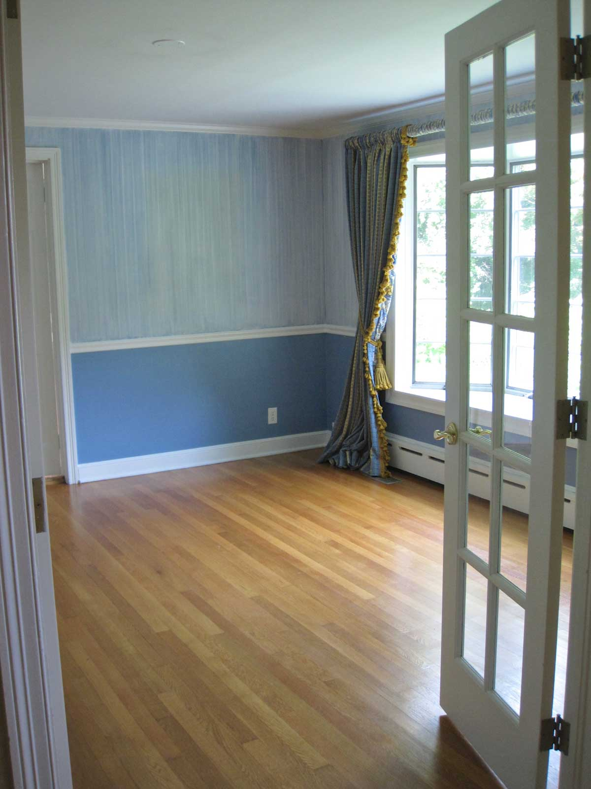 Home remodel: Our dining room before remodeling!