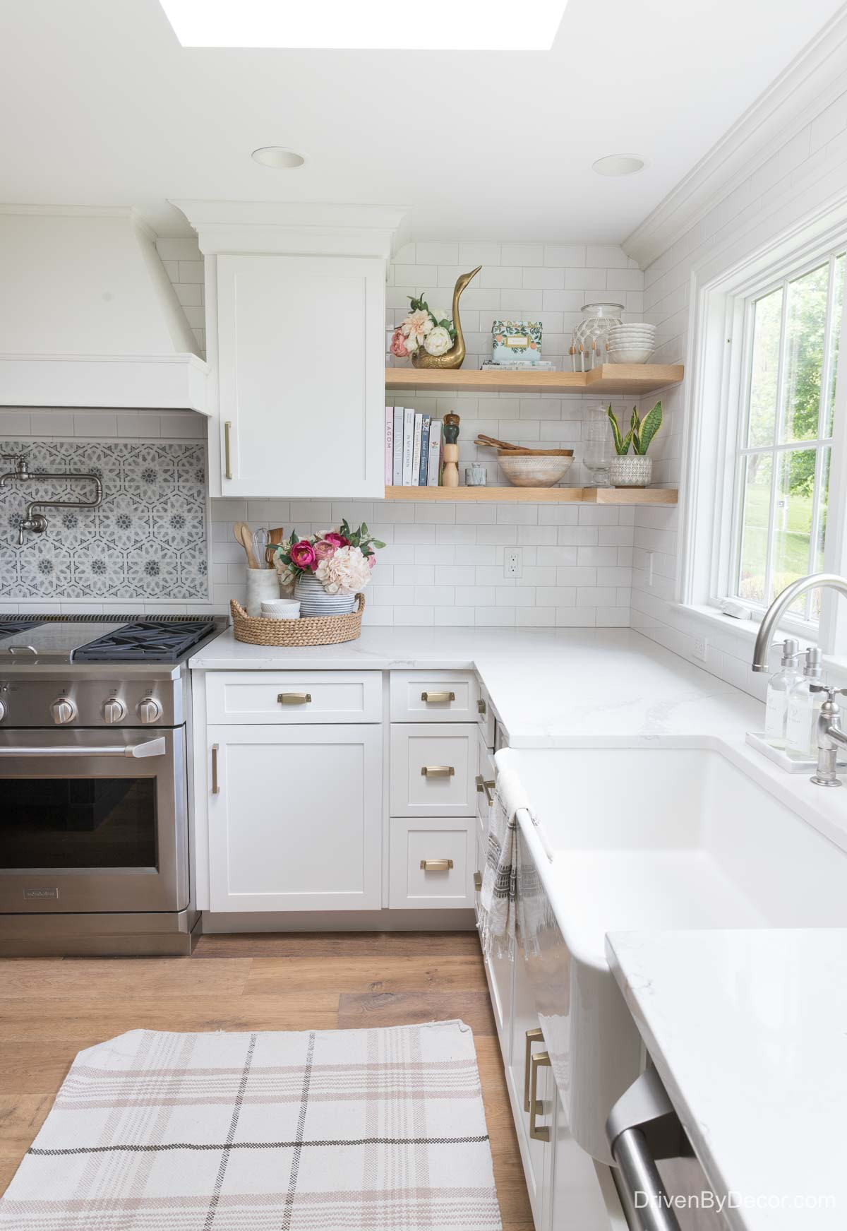 """Home remodeling: The """"after"""" of our complete kitchen remodel!"""
