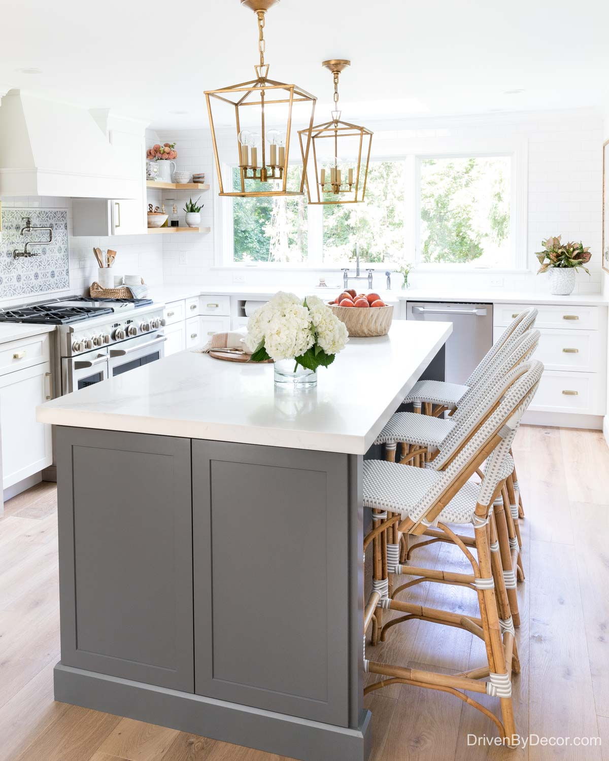 """Home remodeling: The """"after"""" of our kitchen remodel!!"""