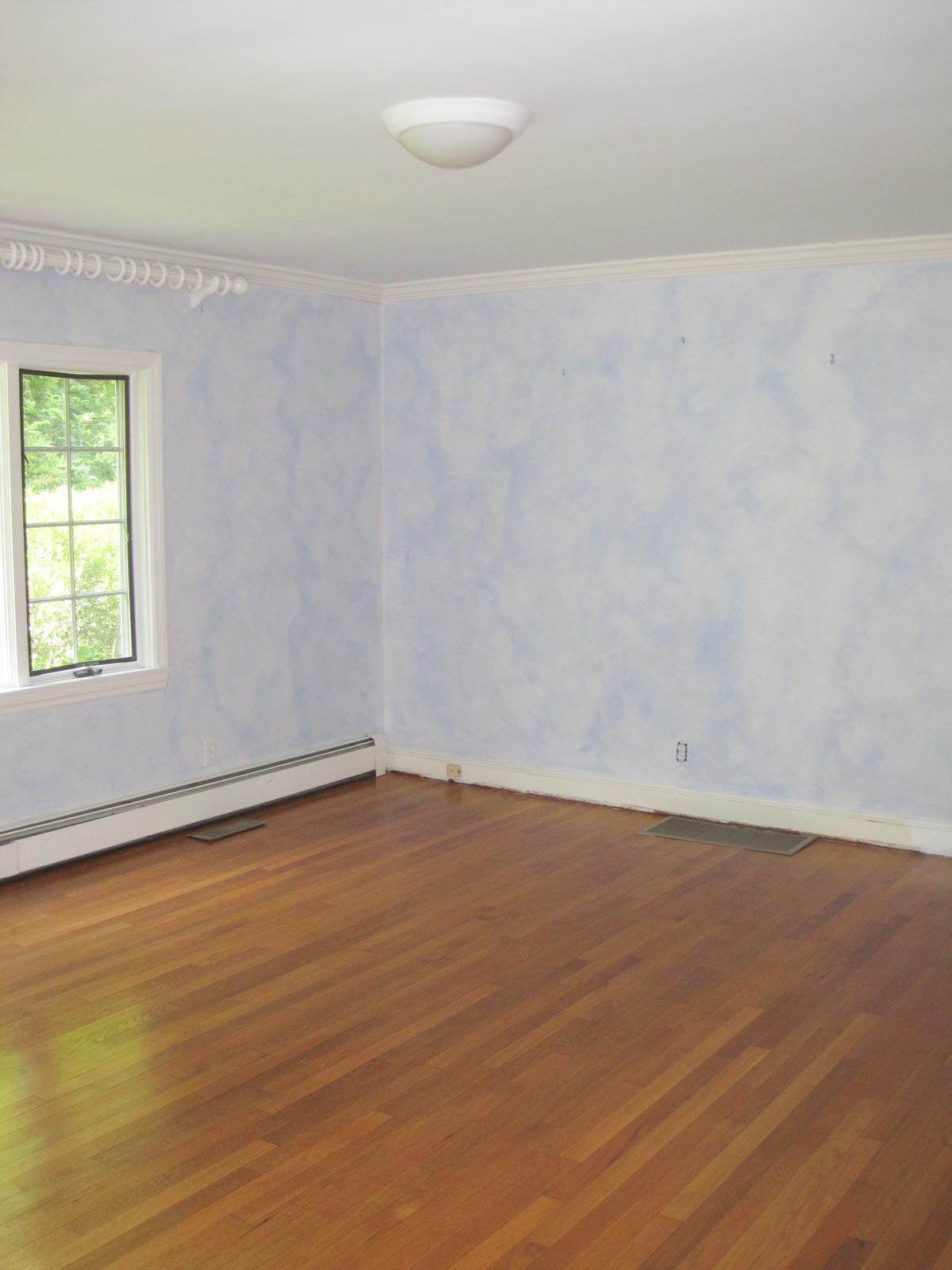 Home remodel: Master bedroom before remodeling!