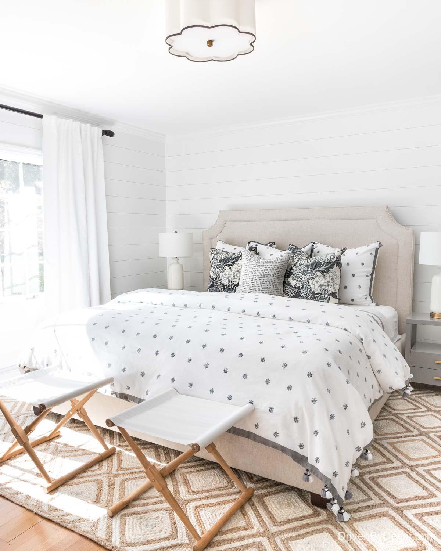 Home remodel: Master bedroom after remodeling!