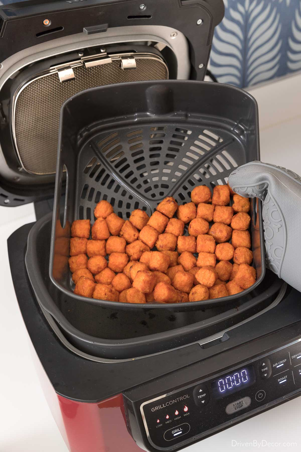 This air fryer is one of the best small kitchen appliances I own!