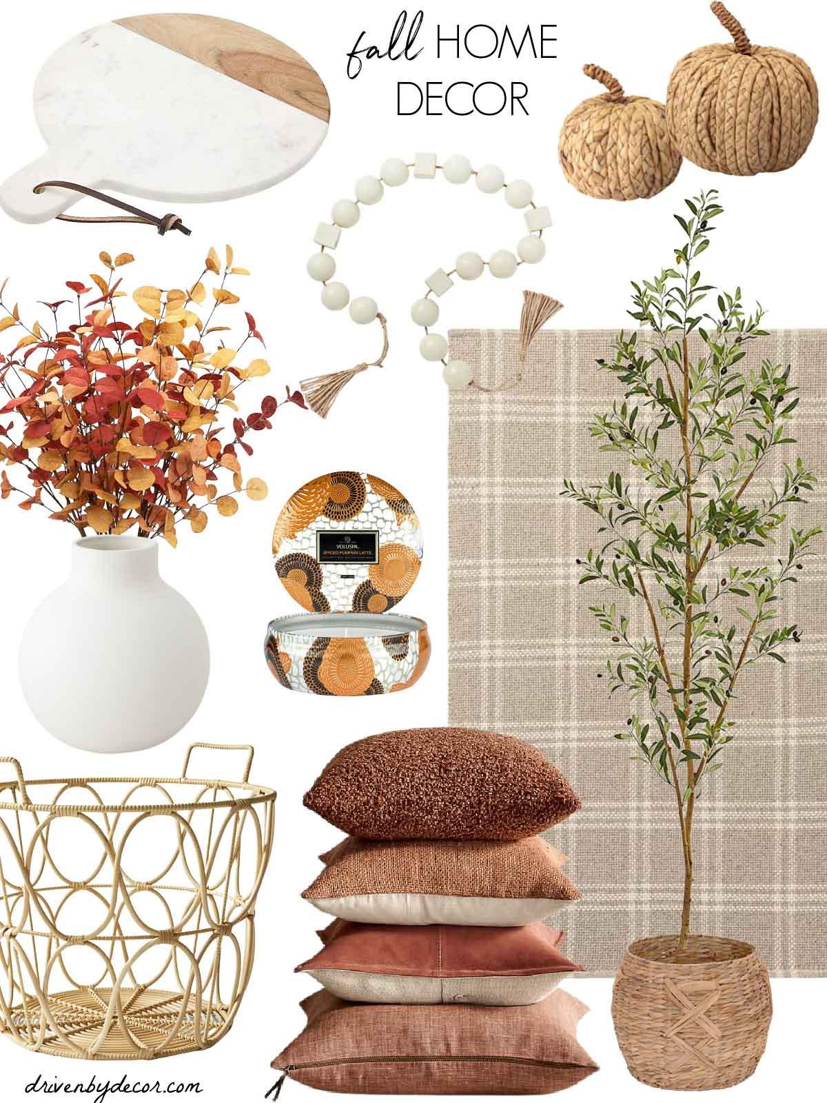 Fall home decor favorites!
