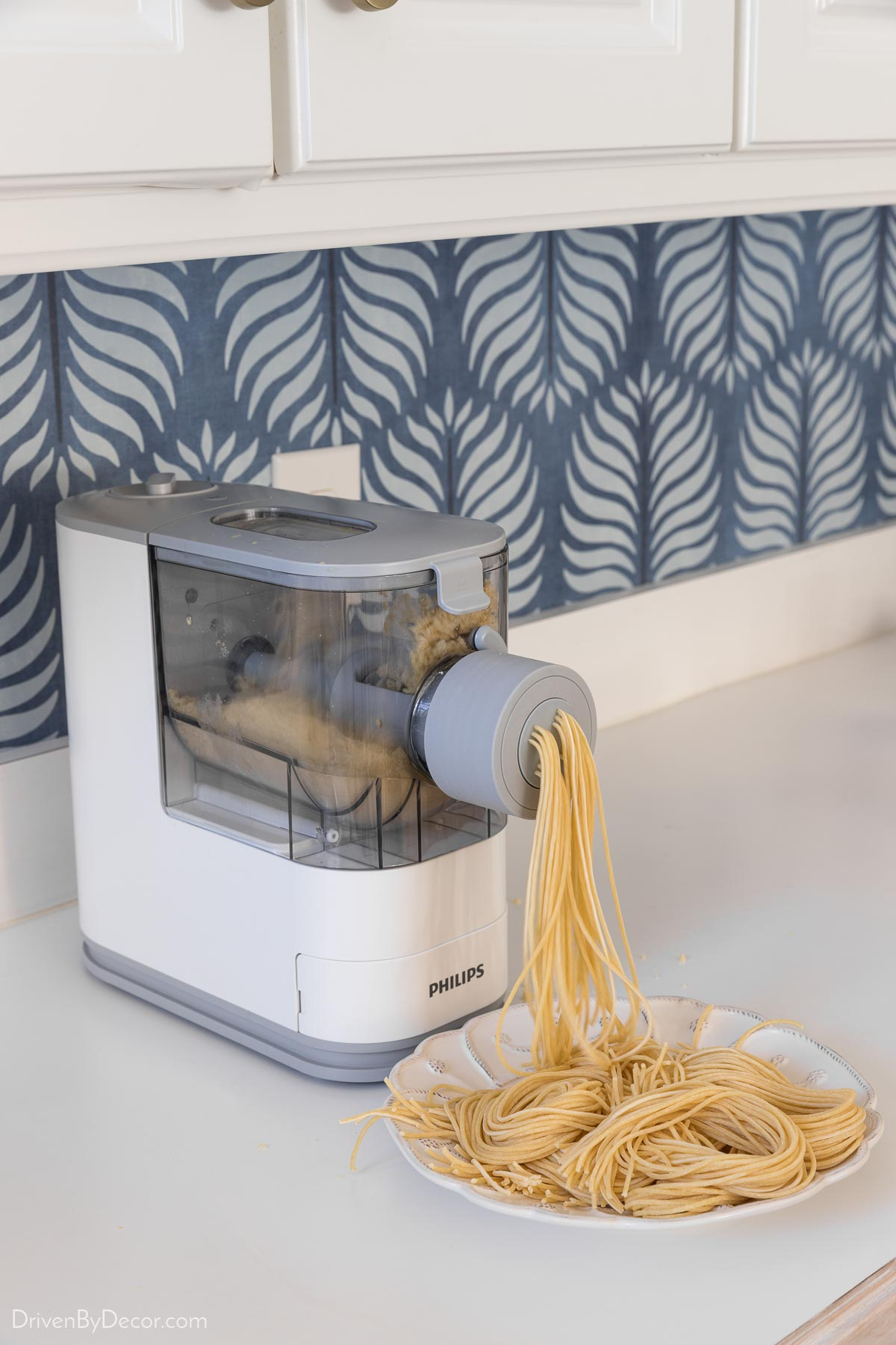 This pasta maker is one of my favorite small kitchen appliances!